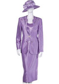 Women Dress Set Lavender $120