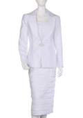 Dress Set White $139