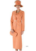 Dress Set Peach $139