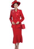 Dress Set Red $139