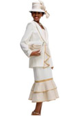 Women Dress Set Ivory $139
