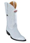 Alligator boots