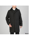 Rudy Microfiber Raincoat Black