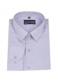 Mens Dress Shirt Slim Fit - Lavender $39