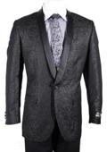 Paisley sport coat