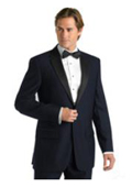 Blue Deville Tuxedo with
