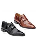 Mens Ostrich Shoes
