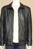 Faux Lamb Leather Jacket