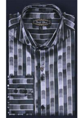 atin Black Dress Shirt