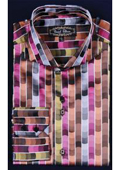 Fuchsia men�s shirt