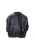Lambskin Caiman Tail Jacket
