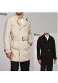 Belted Raincoat $139
