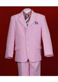 Pink Tuxedo