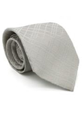 Cream White Gentlemans Necktie