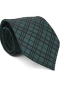 Forest Green Gentlemans Necktie