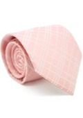 Peach Pink Gentlemans Necktie