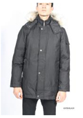 Trench Puffer Faux Fur
