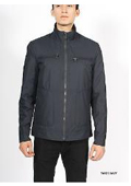 Premium Navy Waterproof Zip