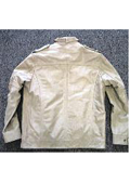 Ivory Military Genuine Leather