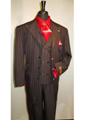 Mens Suit Black with