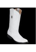 Cowboy boot toe shapes