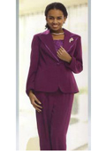 Lynda Couture Promotional Ladies Suits – Lavender $139