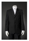Boys Navy Blue HULight Blue ~ Sky 5 Piece Suit $79