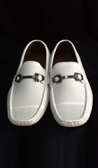 Mens Two Tone Shoes White $125