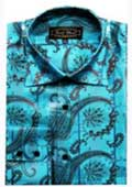 Fancy Shirts Blue (100%