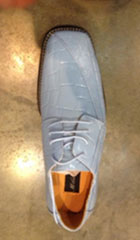 Mens Dress Shoes Sky Light Blue $85