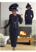 SKU#PN58 Donna Vinci Suits