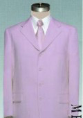 Beautiful Mens Lavender Dress With Pastel Smooth Soft Fabric (Available in 3 Button Style Jacket + Pants) $139