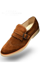 SKU#AC-523 Angelino-Rob-Brown-Shoes $125