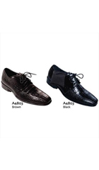 SKU# AC-790 Two Tones Shoes Brown/Black $65