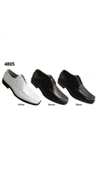 SKU# AC-791 Two Tones Shoes White/Brown/Black $65