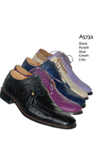 SKU#AC-793 Two Tones Shoes Brown,Black $65