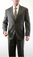Olive Green Suit