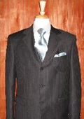 Gangster suit