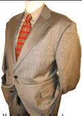 Checker houndstooth Fabric Mini Pindots Teakweave Nailhead Salt & Pepper Birdseye Patterned Suit $169