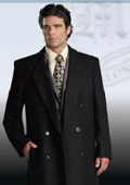 suit overcoat