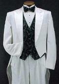 White Tailcoat