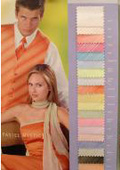 Vest And Tie Set in 70 Colors 6 on 1 Button Closer Style Jacket (more pictures are available) $49