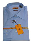 Dress Shirt with Regular Cuff 100% Cotton