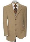 Tan ~ Beige Super 120's Wool $165