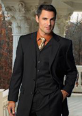 Mens black suits