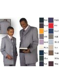 SKU IA21 SKUMUACFB5 FATHER AND SON MATCHING SUIT 3Pc Compose suit just amazingly fabulous 149