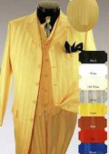 SKU BQ31 Mens White Fashion Dress Zoot Suit 139