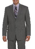 Cotton Summer Light Weight Gray Suit