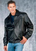 Men's Fashion quality jacket Black $239