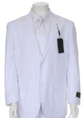 Men's Multi-Stage Party Suit Collection White